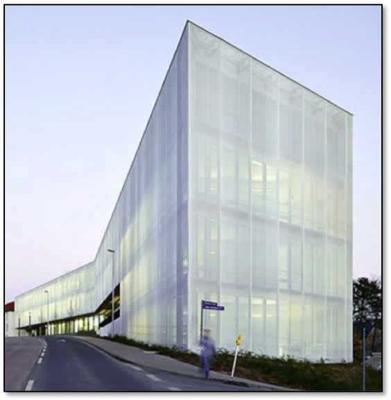 An Architect's Guide to Tensile Membrane Building Facades