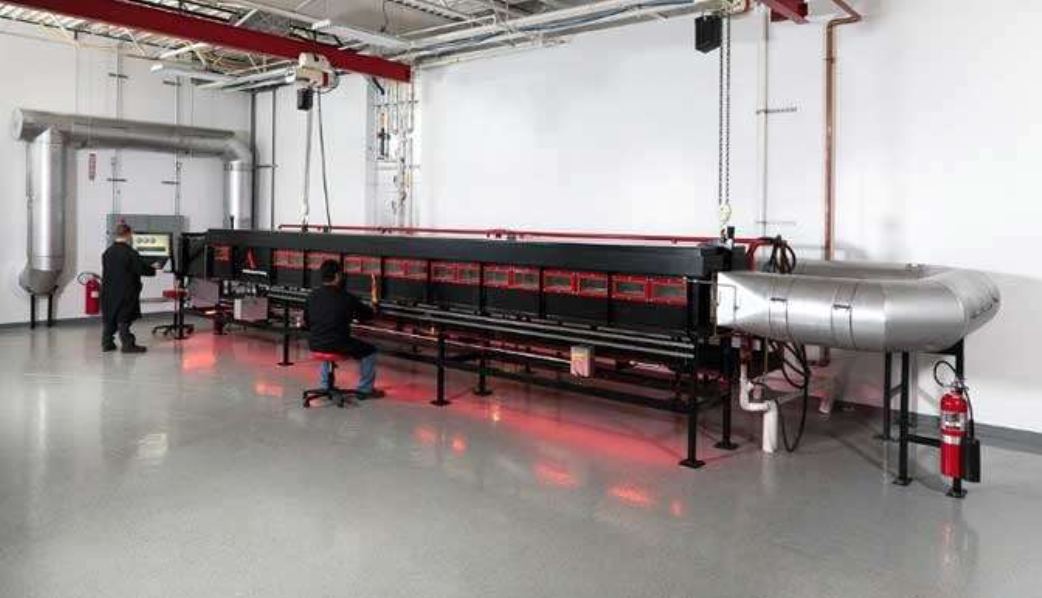 Understanding American Flammability Tests and Your Tensioned Fabric Facade