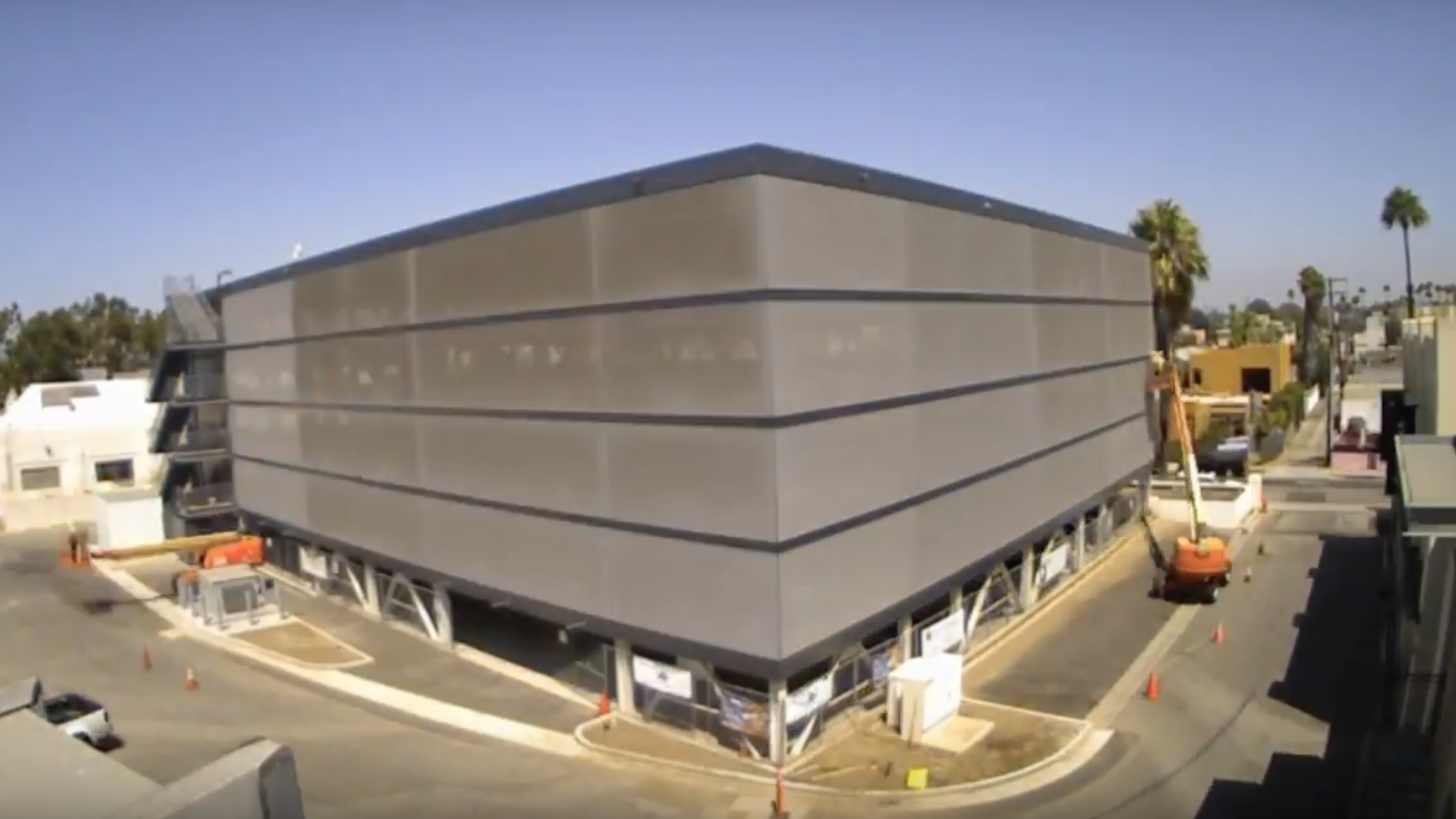 Project Highlight: Helms Bakery Parking Structure Facade