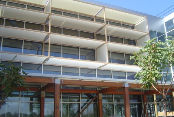 Using Architectural Shading Solutions to Stay Ahead of the Energy Efficient Curve